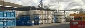 Crude Oil Depot